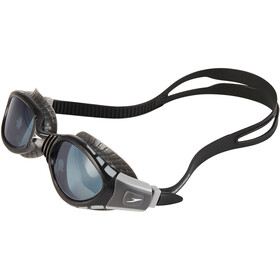 speedo Futura Biofuse Flexiseal Goggles cool grey/black/smoke